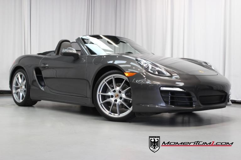 Used 2014 Porsche Boxster for sale $48,986 at Momentum Motorcars Inc in Marietta GA