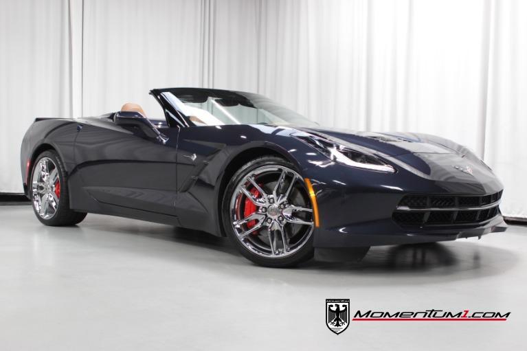 Used 2014 Chevrolet Corvette Stingray Z51 for sale $59,989 at Momentum Motorcars Inc in Marietta GA