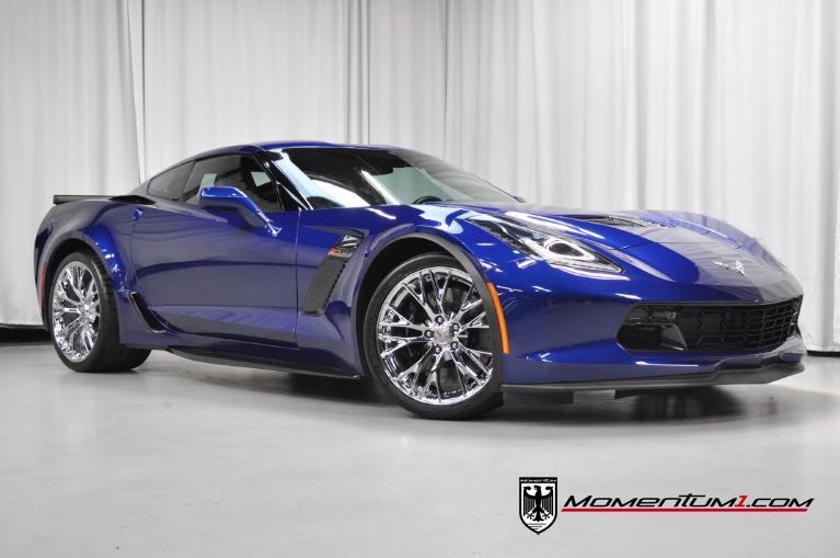 Used 2017 Chevrolet Corvette Z06 2LZ for sale $82,789 at Momentum Motorcars Inc in Marietta GA