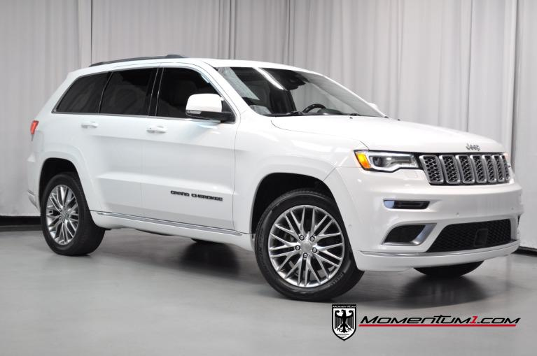 Used 2018 Jeep Grand Cherokee Summit for sale $45,988 at Momentum Motorcars Inc in Marietta GA