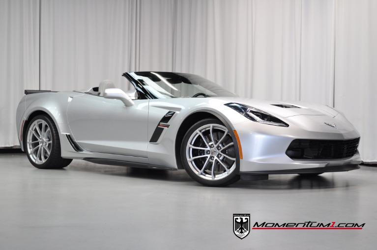 Used 2017 Chevrolet Corvette Grand Sport for sale $70,989 at Momentum Motorcars Inc in Marietta GA