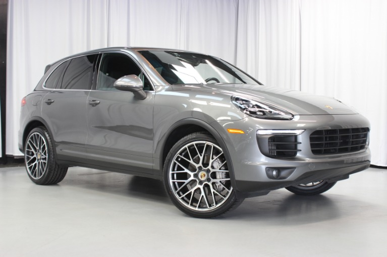 Used 2016 Porsche Cayenne S for sale $39,616 at Momentum Motorcars Inc in Marietta GA