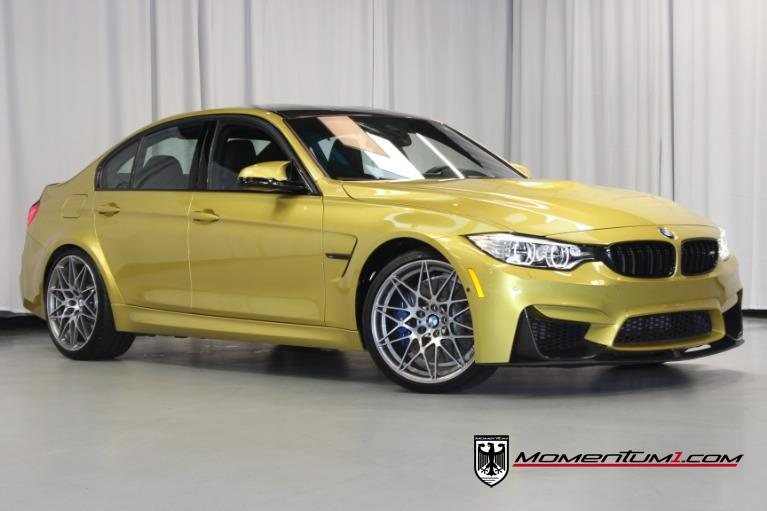 Used 2017 BMW M3 COMPETITION for sale $61,313 at Momentum Motorcars Inc in Marietta GA