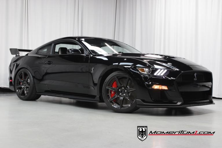 Used 2020 Ford Mustang Shelby GT500 for sale $116,572 at Momentum Motorcars Inc in Marietta GA