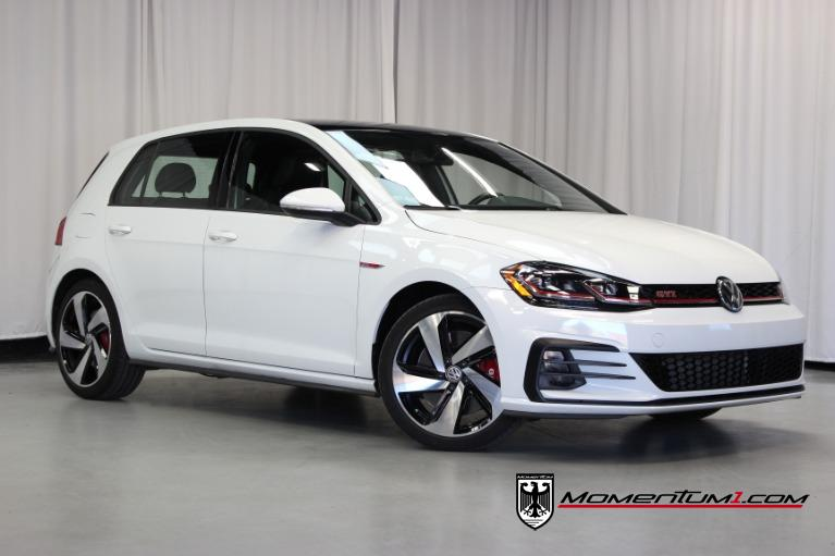 Used 2019 Volkswagen Golf GTI SE for sale $26,905 at Momentum Motorcars Inc in Marietta GA