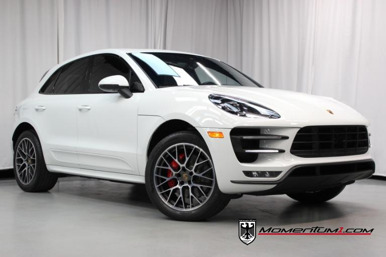 Used 2018 Porsche Macan Turbo for sale $69,541 at Momentum Motorcars Inc in Marietta GA